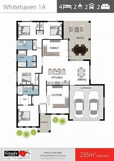 house plans townsville townsville floor plan 225 250sqm 4 bedrooms theatre