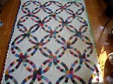 ravelry wedding rings blanket pattern by katherine eng