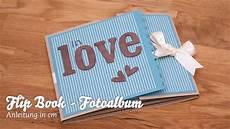 Album Flip Book Fotoalbum Selber Basteln
