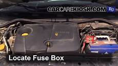 Pictures On Renault Megane Battery Fuse Box
