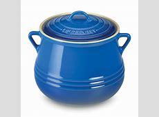 Le Creuset Stoneware Heritage Bean Pot, 4.5 quart