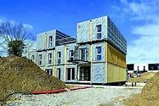 Construction Modulaire Container Construction Modulaire De Logements 224 Partir De Containers