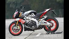 Aprilia Tuono V4 1100 Factory Ride