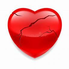 Malvorlage Gebrochenes Herz Gebrochenes Herz Vektor Abbildung Illustration