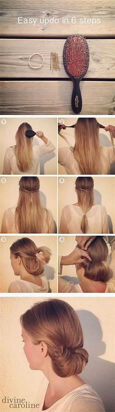 12 Trendy Low Bun Updo Hairstyles Tutorials Easy