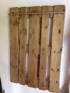 Garderobe Aus Palette Europalette Palette Und Holz