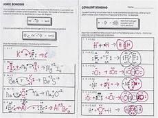 chemical bonding worksheet homeschooldressage com