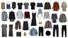 capsule wardrobe fall capsule wardrobe 2018