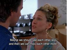 carrie bradshaw from and the city is horrible