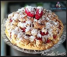 ricette con crema pasticcera liquida torta sbriciolata con crema pasticcera e fragole ricetta ricette idee alimentari e dessert