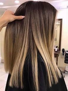 Ombre Glatte Haare - 55 beautiful balayage sleek haircuts for