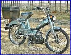 Mobylette Mbk 51 Tr 232 S Bel 233 Tat Moto De Collection Pi 232 Ces