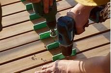 bauanleitung f 252 r holzterrassen terrassendielen verlegen