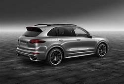 Porsche Exclusive Applies Cool Meteor Grey Paint To