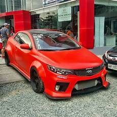 my custom widebody kit kia forte forum