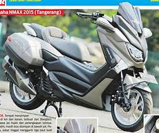 Modifikasi Yamaha Nmax 155 by Modifikasi Yamaha Nmax 155 Ala Vip Scooter Ciamikkk Tenan