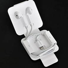 Iphone 7 Earpods Original Apple Oem Earpods Earphones Lightning For Iphone