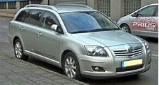 file toyota avensis combi ii facelift d 4d front jpg