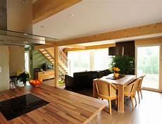 maison bois avec bardage canexel nos maisons ossatures