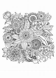 Blumen Ausmalbilder Erwachsene Blumen Malen Fuer Erwachsene Erwachsene Ausmalen