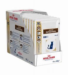 royal canin gastro intestinal para gato pouch 12x100g