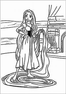 Malvorlagen Rapunzel Zum Ausdrucken Ausmalbilder Rapunzel 1 Ausmalbilder Malvorlagen