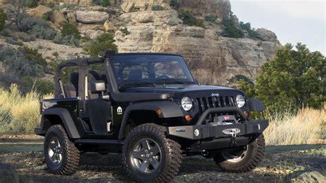 Open Jeep Car Wallpaper