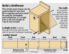 easy bluebird house plans time is right to build or buy a birdhouse bird house