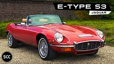 jaguar type e v12 jaguar e type v12 cabriolet 1974 modest test drive v12