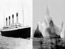 Wann Ist Die Titanic Gesunken - the iceberg titanic was lost to was 100 000 years