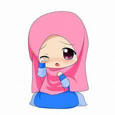 Kartun Muslim Png Kolek Gambar