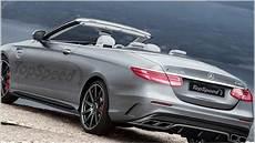 Mercedes Benz Classe E Cabriolet Mercedes E Class Cabriolet 2017