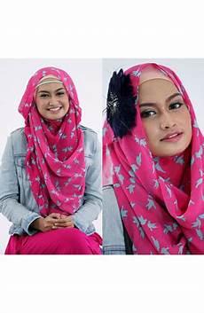 Cara Memakai Jilbab Pashmina Yang Simple Untuk Sehari Hari