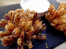 Fleur D Oignon Frit La Tendresse En Cuisine