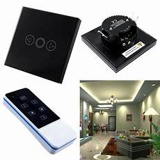 1 home light led touch remote control dimmer black panel wall switch au 30 63 picclick ca