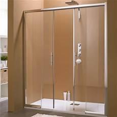 porte coulissante intérieure 95662 porte coulissante macao sans seuil 160 170cm profil 233 chrom 233 verre transparent kinedo r 233 f