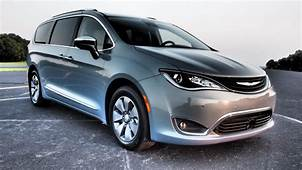 2018 Chrysler Pacifica Hybrid  Driven Top Speed