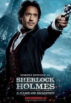 Sherlock Robert Downey Jr - sherlock 2 character posters collider