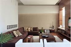 wohnzimmer modern braun wohnzimmergestaltung braun