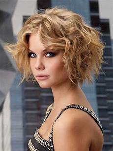 sexy short bob hairstyle with curls bob hairstyles for
