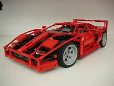 Gears HD My Favourite Legendary Supercar In Lego Technic