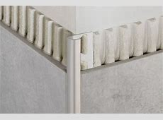 Schluter® RONDEC   Edging & Outside Wall Corners   For