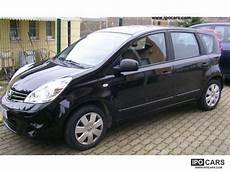 nissan note visia 2010 nissan note 1 4 visia car photo and specs