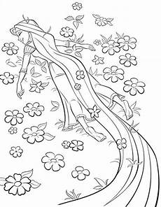 ausmalbilder rapunzel malvorlagen pdf tiffanylovesbooks