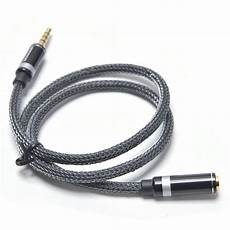 3 5mm Stereo Audio Aux Headphone Extension Cable Cord