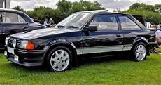ford mk iii rs1600i a 1983 racing cars