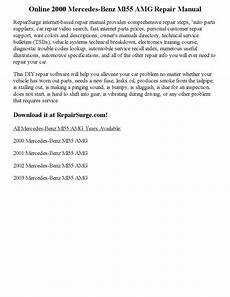 auto repair manual free download 2002 mercedes benz g class on board diagnostic system 2000 mercedes benz ml55 amg repair manual online by nicole issuu