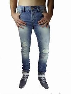 jean slim déchiré homme homme slim dechir 233 pas cher m3069 pour 49 90
