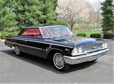 Rare 1963 Ford Galaxie 500 XL R Code  ClassicCarscom Journal