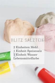 Salzteig Selber Machen - salzteig selbst machen 3 zutaten 3 minuten via